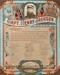 Illuminated Address presented to Captain Henry Jackson; c 1910; S/I005 (003)
