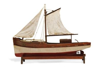 Model Boat ; 1970s; 2014/466