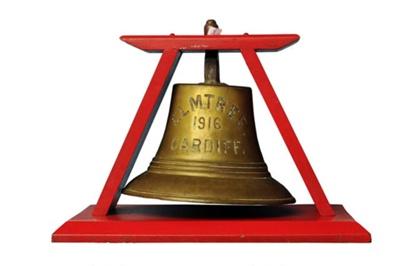 Elmtree Bell ; 1916; 2014/311
