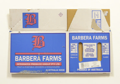Barbera Farms; Visy; 24.9402