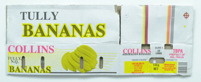 Collins Bananas; Maker not known; 17.9233