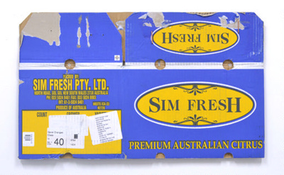Sim Fresh Produce; Maker unknown; 34.163507