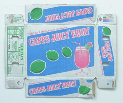 Capps Juicy Fruit Limes; 17.187400