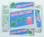 Capps Juicy Fruit Limes; 17.187400