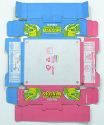 Crocodile's Choice Mangoes; Amcor/Orora; 16.994484