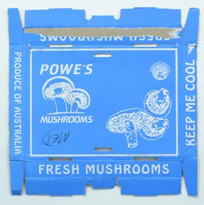 Powe's Mushrooms; Maker unknown; 33.623153