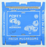 Powe's Mushrooms; Maker unknown; 33.623153