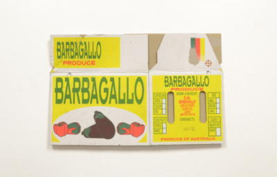 Barbagallo Produce; Maker unknown; 19.81815