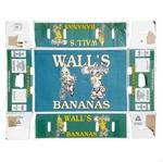 Wall's Bananas ; Amcor/Orora; 17.5858