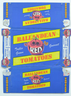 Ballandean Tomatoes; Maker unknown; 28.788516
