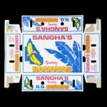 Sangha's Bananas; 17.9525
