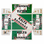 Kalfa Bananas; Visy; 17.5818