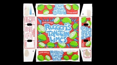 Ruggeri's Tahitian Limes; Visy; 17.0301