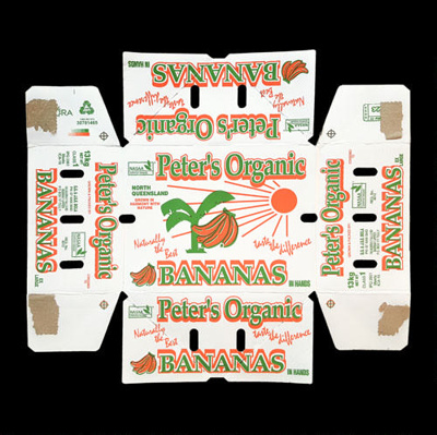 Peter's Organic Bananas; 18.1341