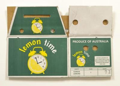 Eureka Lemons; Maker unknown; 33.2955