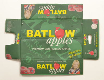 Batlow Apples; Maker unknown; 35.537752