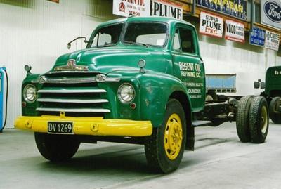 1959 Bedford D5LC3 truck; General Motors Company; 1959; 2015.139