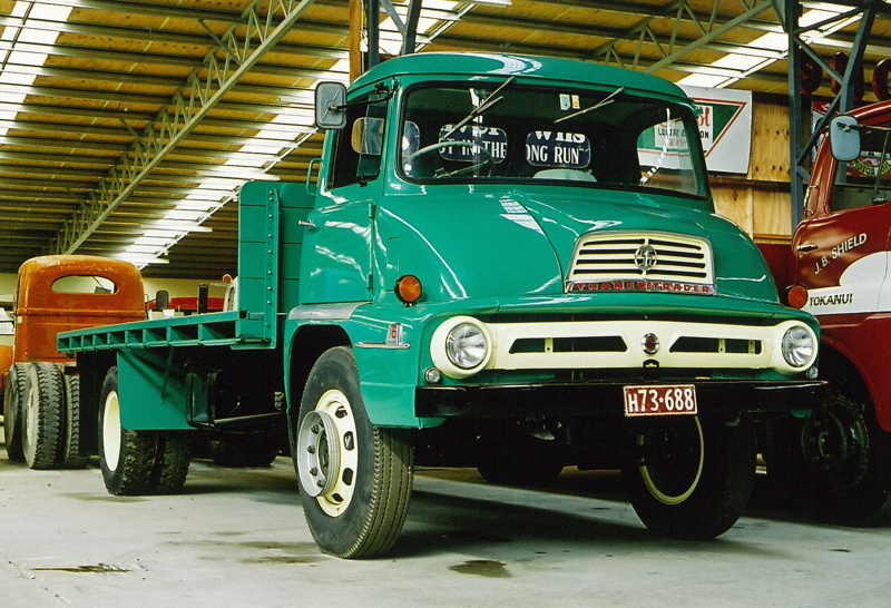 1957 Thames Trader 55 Truck Ford Motor Company 1957