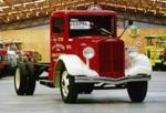1945 Brockway 78 truck; Brockway Motor Company; 1945; 2015.192