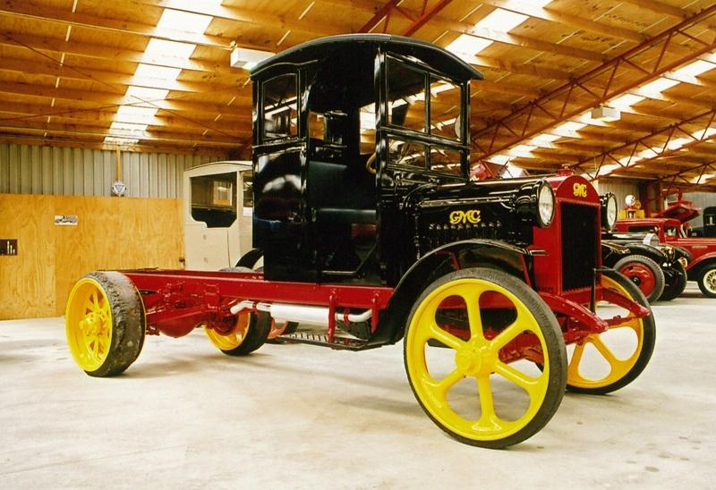1923 Gmc K41a Truck General Motors Company 1923 2015