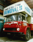Truck [1964 Bedford KGLC3]; General Motors Company; Bill Richardson Transport World