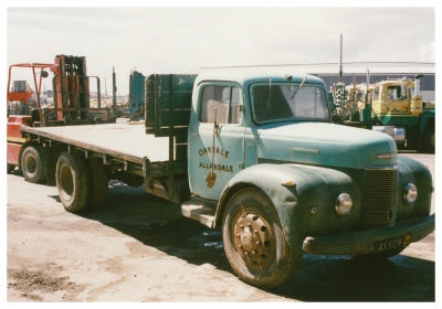 1951 Commer S4 truck; Rootes Group; 1951; 2015.197