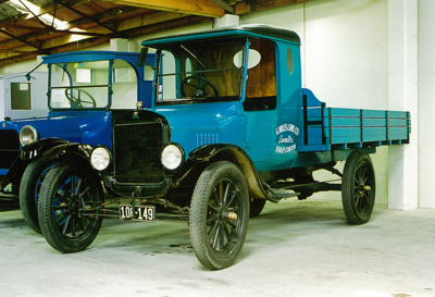 1924 Ford Model TT truck; Ford Motor Company; 1924; 2015.236