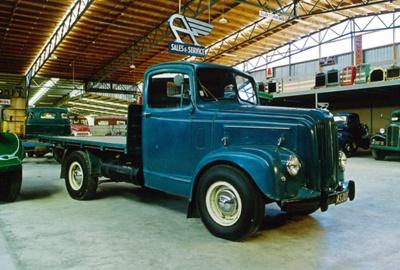1958 Austin 301 truck; Austin Motor Company; 1958; 2015.300