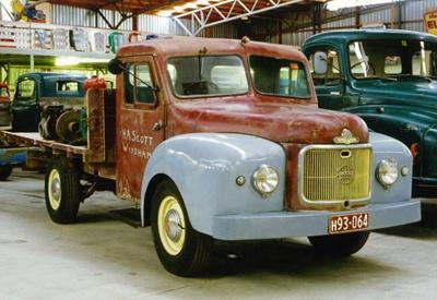 1955 Seddon 25 truck; Seddon Diesel Vehicles Ltd; 1955; 2015.212