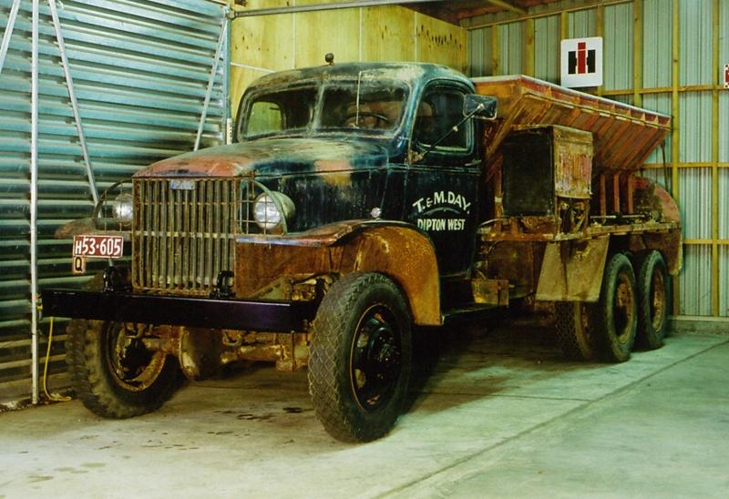 1941 Gmc Cckw352 Truck General Motors Company 1941 2015