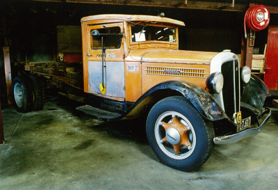 1936 Federal 15D truck; Federal Motor Truck Company; 1936; 2015.204