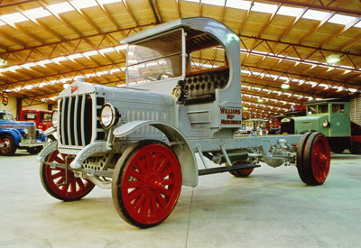 1918 Sterling 3 1/2 Ton truck; Sterling Motor Company; 1918; 2015.254