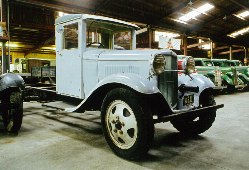 1932 Ford Bb Truck Ford Motor Company 1932