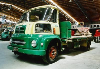 1968 Austin FGK60 truck; Austin Motor Company; 1968; 2015.182
