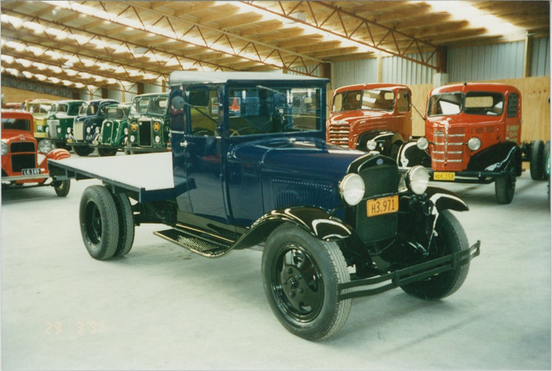 1930 Ford Aa Truck Ford Motor Company 1930