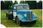 1950 Bedford MLC truck; General Motors Company; 1950; 2015.226