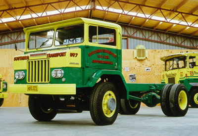 1961 International AACO182 truck; International Harvester Company; 1961; 2015.165