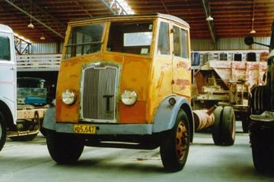 1948 Thornycroft Sturdy ZETR6 truck; Transport Equipment (Thornycroft) Ltd; 1948; 2015.215