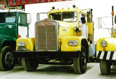 1965 Kenworth L923 truck; PACCAR Inc.; 1965; 2015.261