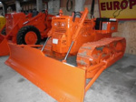 1966 Allis Chalmers HD6B tractor; Allis-Chalmers Manufacturing Company; 1966; 2015.332
