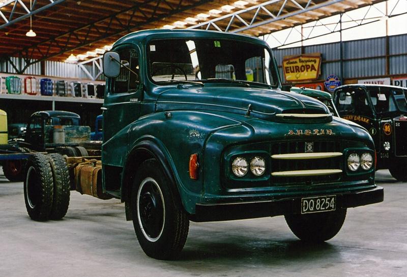 1971 Austin 600wf Truck Austin Motor Company 1971 2015
