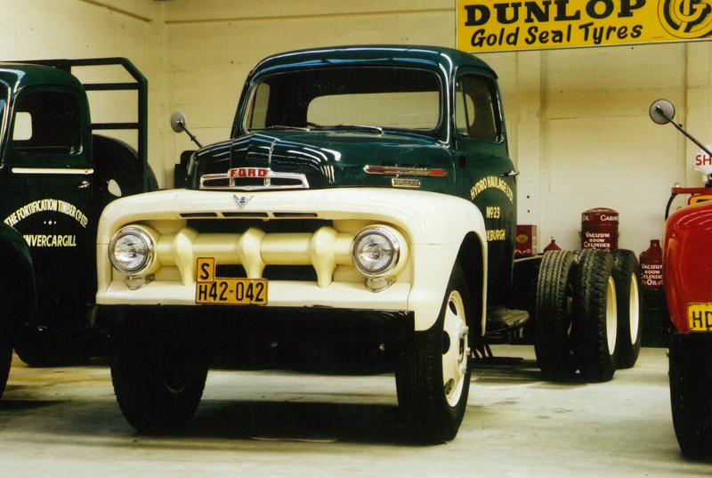 1951 Ford Thornton F6 18t29e Truck Ford Motor Company