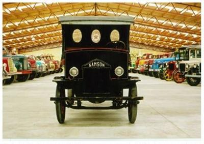 1920 Samson 15 truck; General Motors Company; 1920; 2015.320