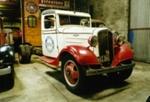 1936 Chevrolet XHRD truck; General Motors Company; 1936; 2015.141