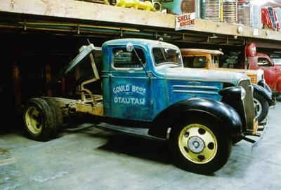 1937 Chevrolet XHSB truck; General Motors Company; 1937; 2015.142