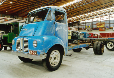 Truck [1951 Austin K4 Series II]; Austin Motor Company; 1951; 2015.290