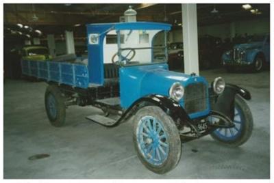 1917 Graham Bros 30 cwt truck; Dodge Brothers Company; Graham Bros; 1917; 2015.286