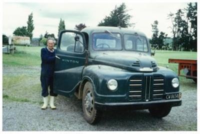1954 Austin K2 Series 2 truck; Austin Motor Company; 1954; 2015.180