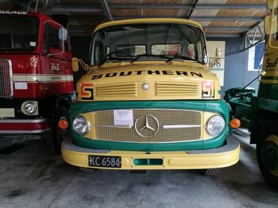 1974 Mercedes Benz L1418 truck; Daimler AG; 1974; 2015.173
