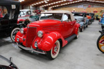 Vehicle [1936 Ford Roadster]; Ford Motor Company; 1936; 2015.388